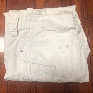 7 For All Mankind Jeans - 7 for All Mankind White Ripped jeans